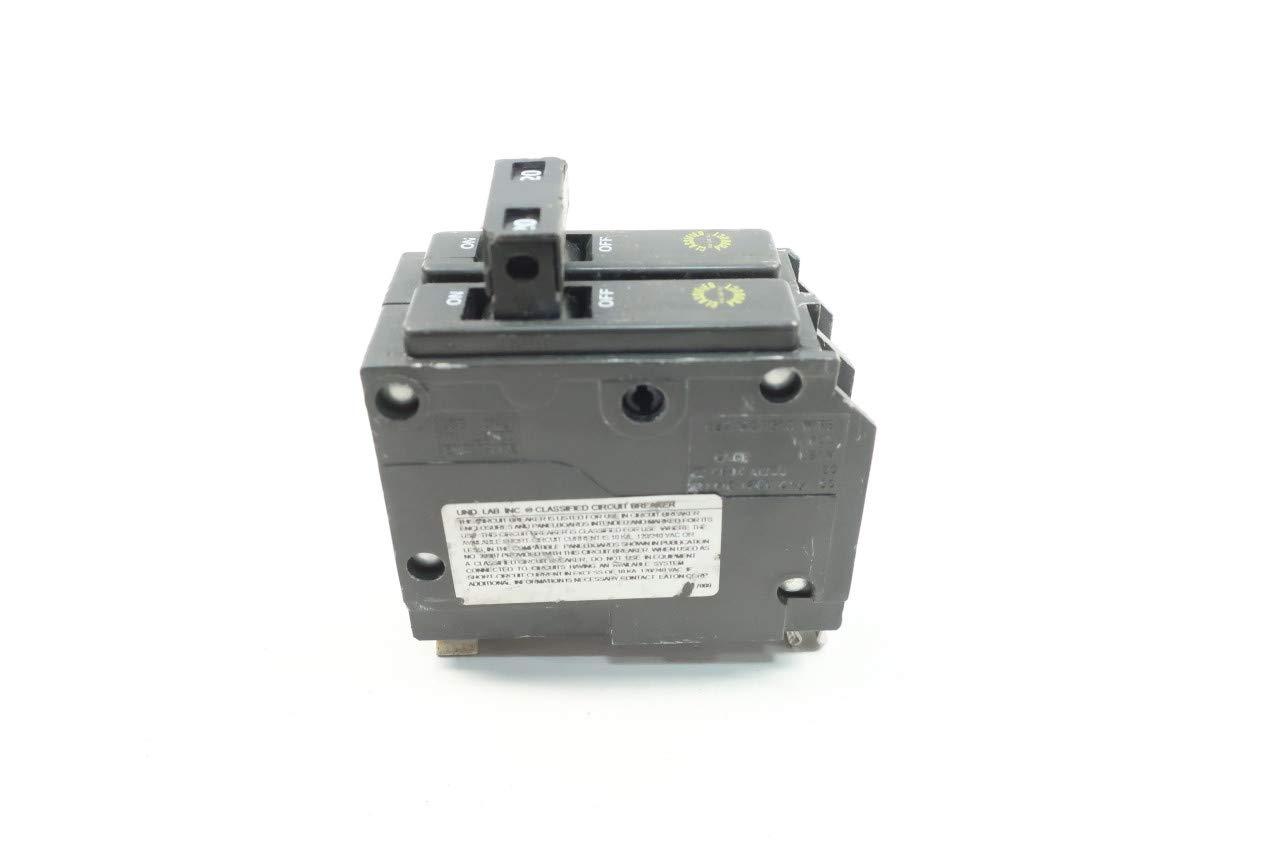 EATON CHQ220 Molded CASE Circuit Breaker 2P 20A 120//240V-AC