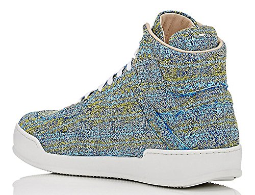 Maison Margiela 22 Pixelated Strikke Høy-top Sneaker
