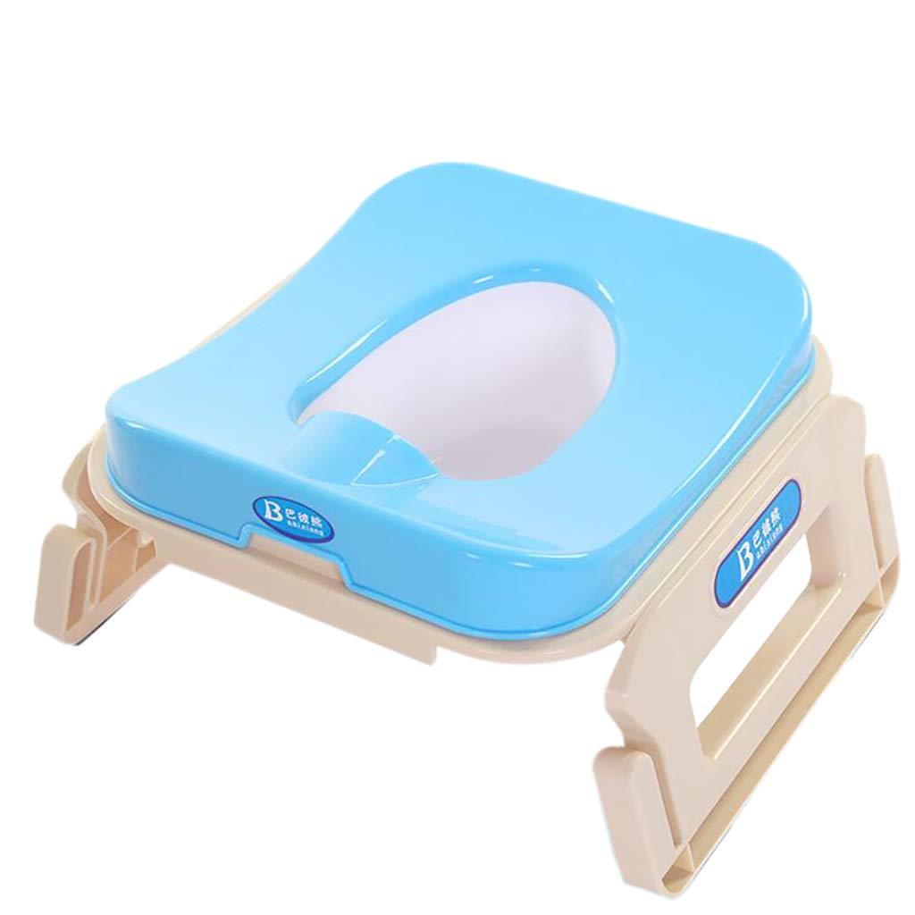TöPfchen Trainings Toiletten Sitz UnabhäNgiger Gebrauch Faltbarer Baby Toiletten Sitz Verwendbar Mit öRtlich Festgelegter Schnalle FüR Hauptautoreise Belastbarkeit 70kg