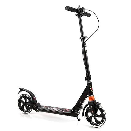 Patinete- Plegable Kick Scooter para Adolescentes/Niños con ...
