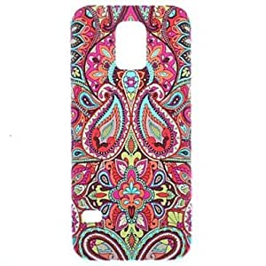 GOG- Mysterious Transparent Pattern PC Hard Case for Samsung Galaxy S5 Mini G800