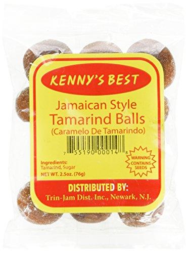 Kenny's Best Tamarind Balls, 2.5oz