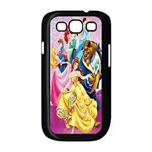 Steve-Brady Phone case Beauty and The Beast Protective Case For Samsung Galaxy S3 Pattern-5