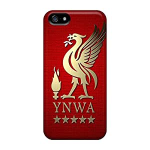 Fashion Tpu Case For Iphone 5/5s- Liverpool Defender Case Cover