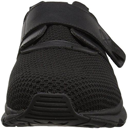 Propét X Strap Black Sneaker Women's Stability ZZ1nx67
