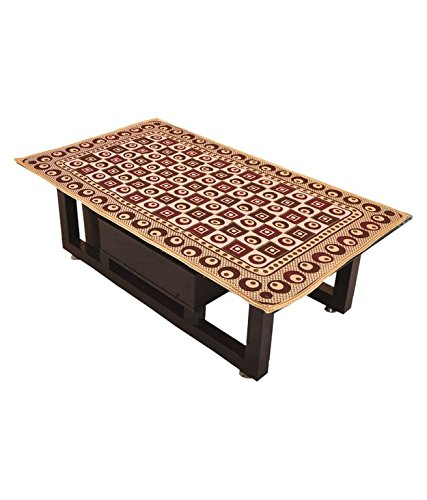 Zesture Bring Home Geomertic Design 4 Seater Table Cover