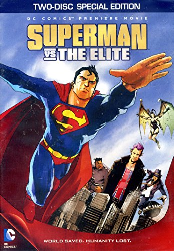 Superman vs. The Elite (Two-Disc Special Edition) by Warner Manufacturing