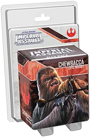 Chewbacca Ally Pack Fantasy Flight Games FFGSWI07 Star Wars Imperial Assault