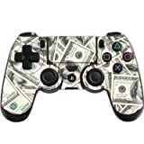 the grafix studio Money Playstation 4 (Ps4) Controller Sticker / Skin / Wrap / Ps13