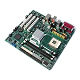 Genuine Dell Dimension 1100 B110 Tower Chipset Intel D865GV Motherboard Part Numbers: WF887, DE051, CF458