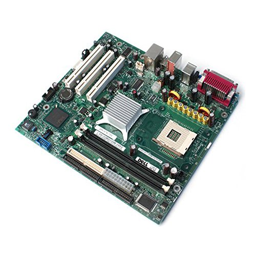 - Genuine Dell Dimension 1100 B110 Tower Chipset Intel D865GV Motherboard Part Numbers: WF887, DE051, CF458