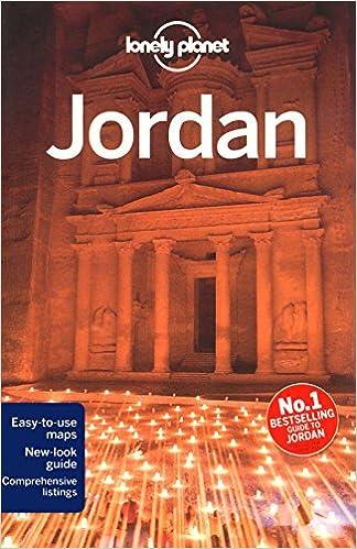 Lonely Planet Jordan Travel Guide Lonely Planet Jenny Walker