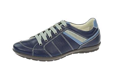 Chaussures De U42a5a Geox 00043 C4002 Lacets Ville À Symbol AqxCI