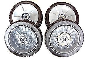 Honda HRR Wheel Kit (2 Front 2 Back) by Honda