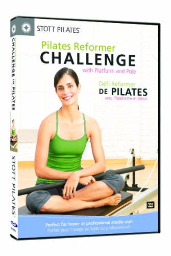 Maple Color Platform (STOTT PILATES Pilates Reformer Challenge with Platform and Pole (English/French))
