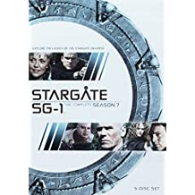 Stargate SG-1 Complete Series Seasons 1-10 Collection