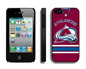 Cheap Case for Apple Iphone 4s NHL Colorado Avalanche 2 Best Iphone 4 Cover Accessories