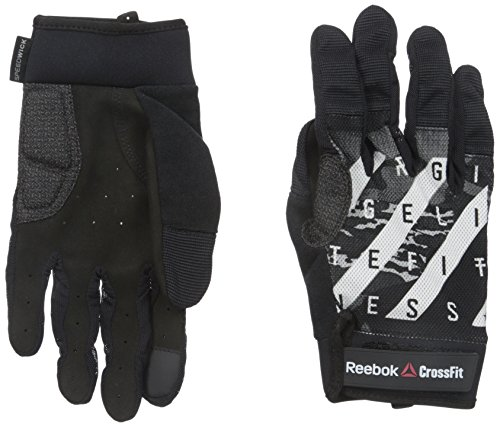 Reebok Crossfit Training Gloves: Reebok Men's Crossfit Training Gloves, Black, Small