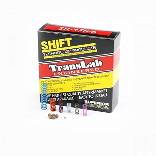 A4AF3 A4BF2 Fits All 6 Solenoid KM Electronic OD's Shift Correction Kit Superior
