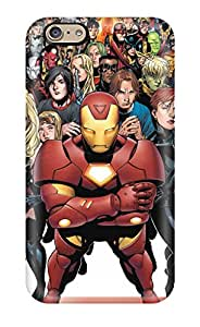 New Arrival Cover Case With Nice Design For Iphone 6- Marvel