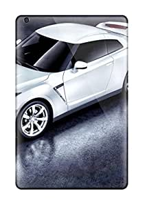Cute High Quality Ipad Mini 3 White Nissan Gtr Case