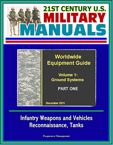 Reconnaissance Tank (21st Century U.S. Military Manuals: Opposing Force Worldwide Equipment Guide (WEG) Volume 1: Ground Systems (Part 1) - Infantry Weapons and Vehicles, Reconnaissance, Tanks)