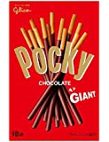 Glico Giant Chocolate Pocky BIscuit Sticks, 5.27 Ounce