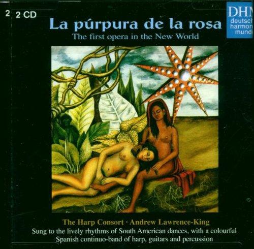Torrejon y Velasco: La púrpura de la rosa / Lawrence-King
