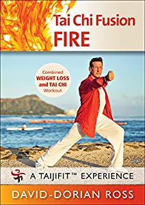 Bundle: Tai Chi Fusion: 3-DVD set by David-Dorian Ross (YMAA) Yoga, Qigong, Tai Chi, Weight Loss Workouts **BESTSELLER**