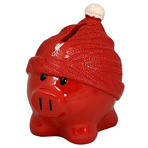 Official Liverpool FC Beanie Piggy - Piggy Official Bank