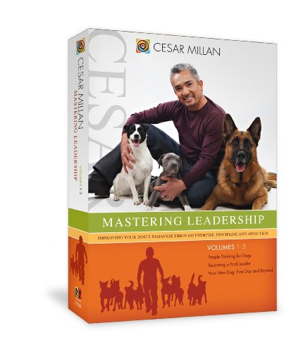 Cesar Millan's Mastering Leadership - Volumes 1-3 by RESPOND 2