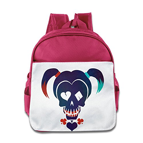 JXMD Custom Cute Suicide Squad Kids Children Shoulders - Poison Ivy Messenger Bag