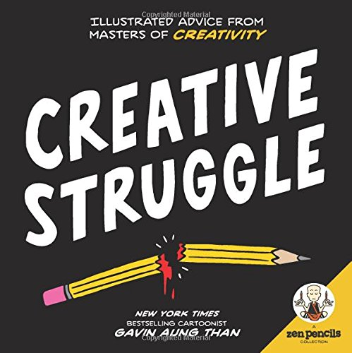 Image result for creative struggle