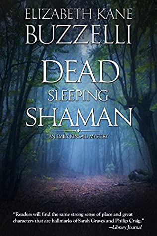book cover of Dead Sleeping Shaman