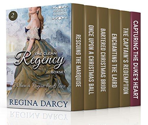 Rogue finds Regency Romance Boxset ebook