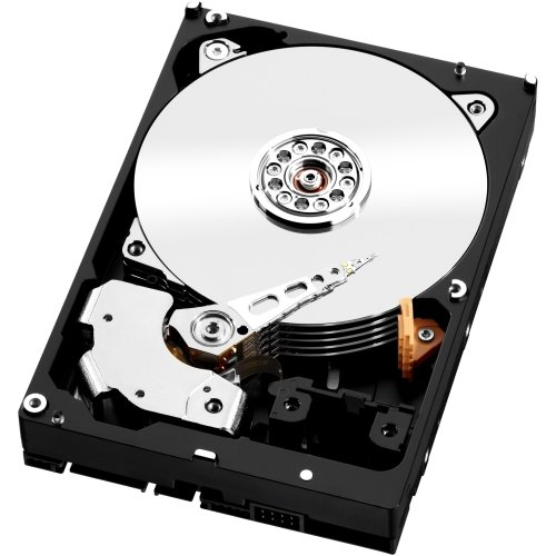 """Wd Red Pro Wd4001ffsx 4 Tb 3.5"""" Internal Hard Drive . Sata . 7200 Rpm . 64 Mb Buffer """"Product Type: Storage Drives/Hard Drives/Solid State Drives"""""""