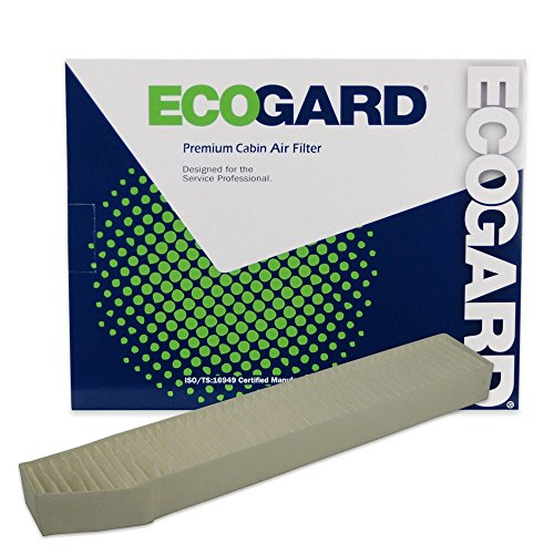ECOGARD XC15599 Premium Cabin Air Filter Fits 1999-2010 Jeep Grand ()