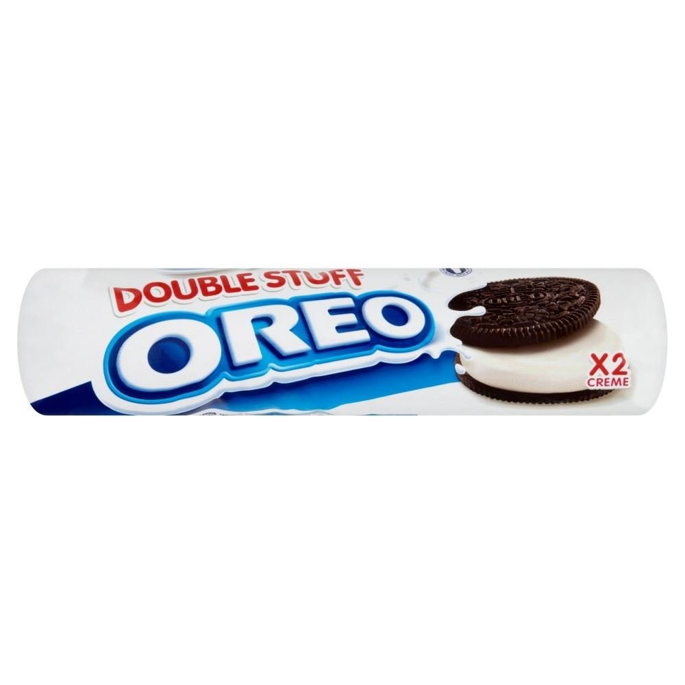 Oreo Cookies - Double Stuff (175g) Groceries