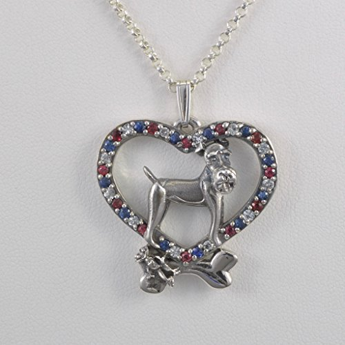 Fox Terrier Jewelry Wire - 4