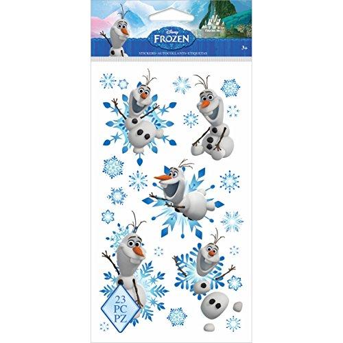 Disney's Frozen Stickers-Olaf -