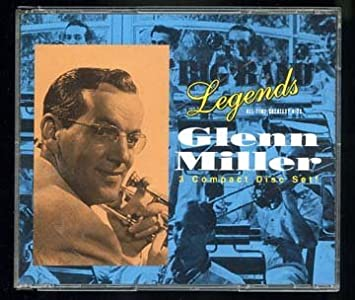 Glenn Miller, The Big Band Legends, 36 All-Time Greatest Hits  Set