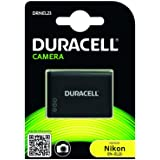 Duracell DRNEL23 Li-ion Replacement Digital Camera Battery for EN-EL23