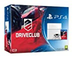 Sony PS4 Console with DriveClub - Whi...