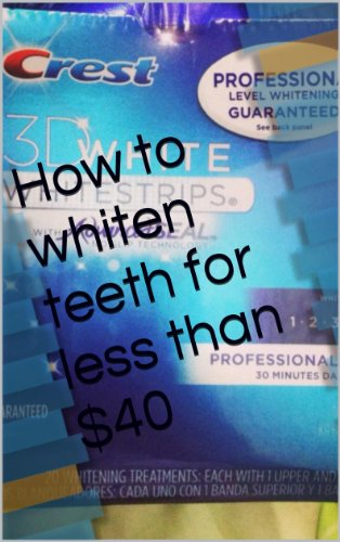 The Most Effective Whitening Options