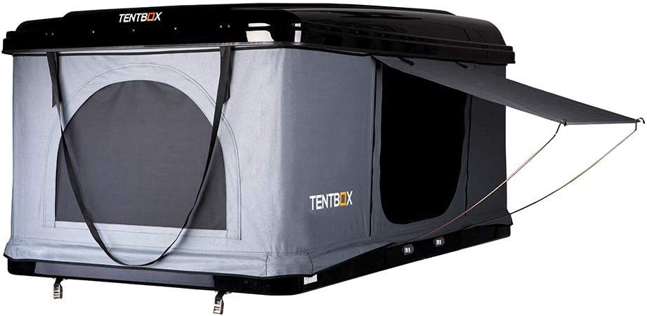 Tienda de campaña para techo de coche TentBox