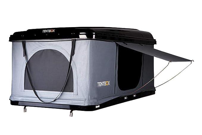 Tienda de campaña para techo de coche TentBox: Amazon.es: Deportes y aire libre