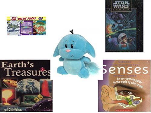 Children's Gift Bundle - Ages 6-12  - 3 Pack of DVD Classic
