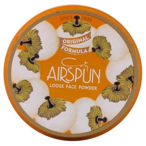 Coty Airspun Loose Face Powder Honey Beige 3 Pack