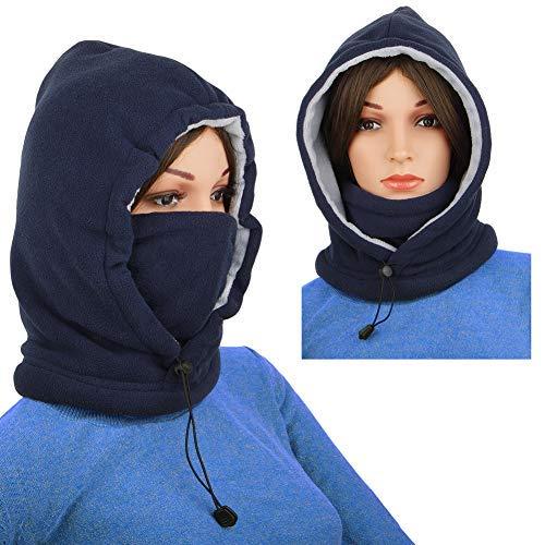 Ski Mask Women Men Balaclava Fleece Hood Winter Face Mask Head Warmer Face Warmer ()
