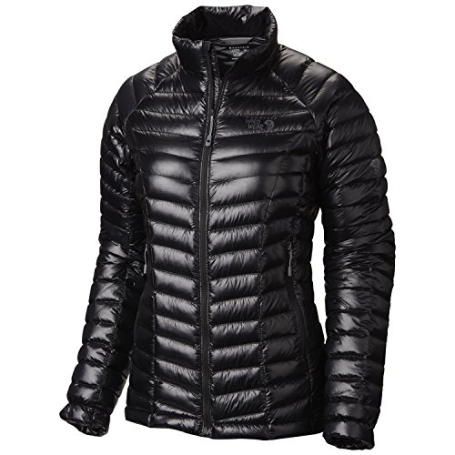 Mountain Hardwear Ghost Whisperer Down Jacket - Women's Black Large